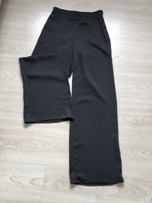 H&M Divided Marlene Trousers black polyester