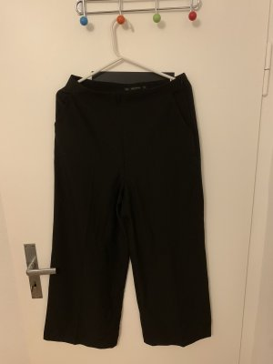 Zara Pantalon à pinces noir