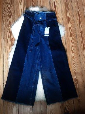 Zara Jeans bleu-bleu foncé