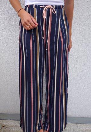 Suncoo Pantalón de lino multicolor