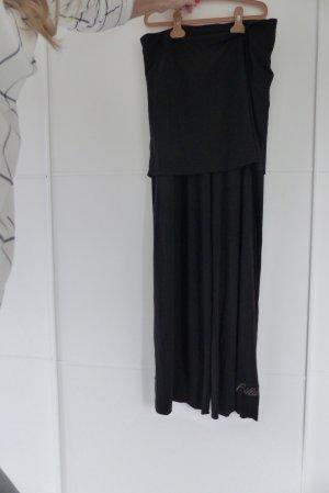 Weite schwarze Hose/Jumpsuit von BILLABONG, Gr. 10
