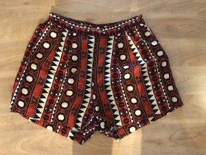 Weite Shorts von H&M mit Muster