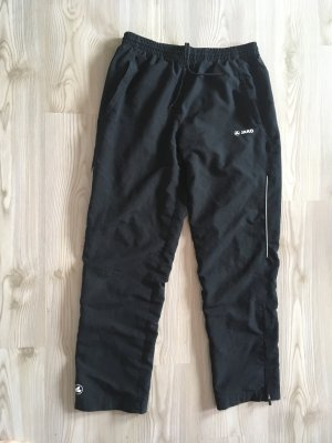 Jako Thermal Trousers black-white