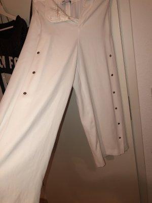 Zara Flares white