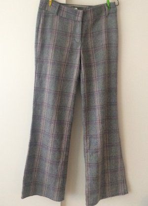 Woolen Trousers multicolored wool