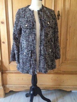 Weite Wolljacke von Zara