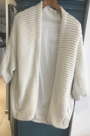 Weite XL Jacke Pullover Winter Warm Von Maje Oversized Jacke