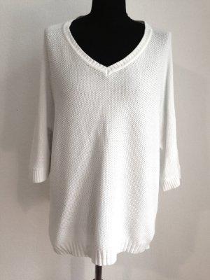 Weiter Pullover von Twisted Muse (Asos) aus Baumwolle/ Viskose