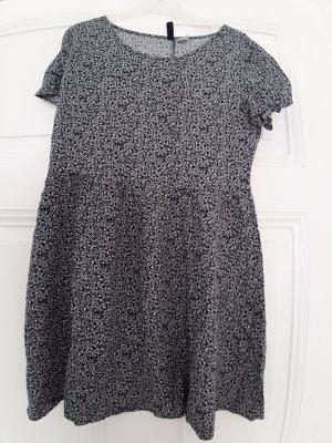 H&M Divided Babydoll-jurk korenblauw