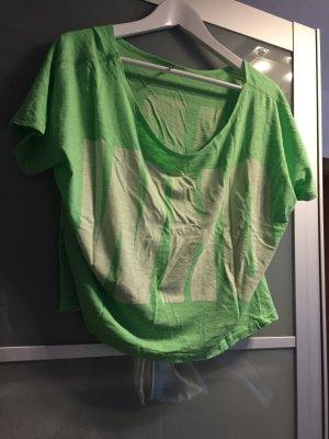 Weites neon Shirt