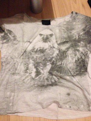 Weitgeschnittenes T-shirt von Zara