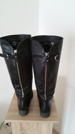 Weitschaft Stiefel Gr 38 Echtleder neuwertig