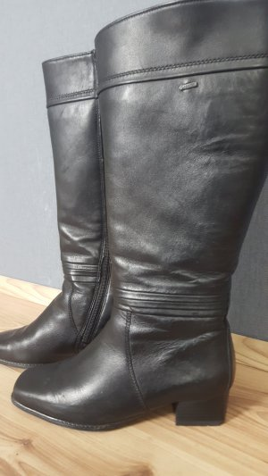 DUO Wide Calf Boots black