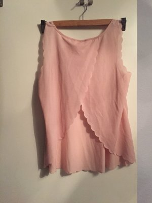 Only Backless Top dusky pink