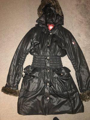 Wellenstein Mantel  Größe M