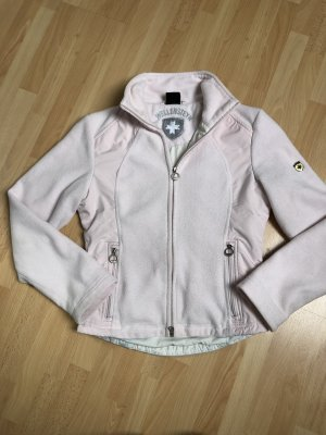 Wellensteyn Fleece Jackets light pink-pink polyester
