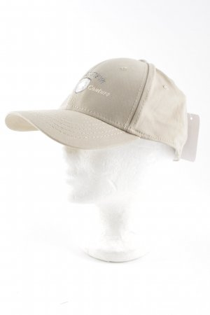Wellensteyn Basecap beige Casual-Look