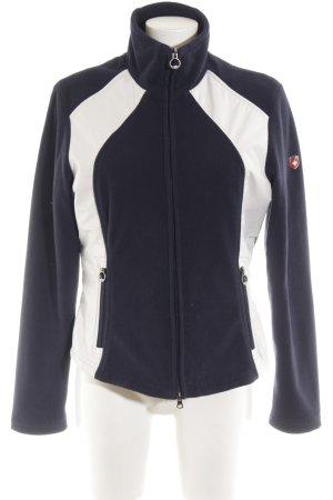 Wellensteyn Fleece Jackets blue-white casual look