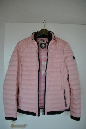 Wellensteyn Piumino rosa chiaro Poliestere