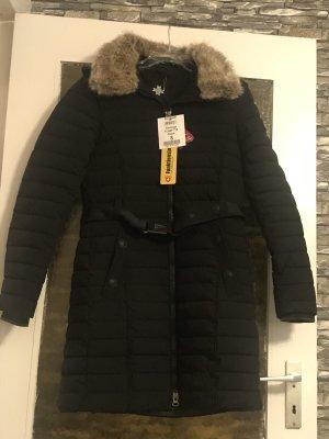 Wellensteyn Quilted Coat black