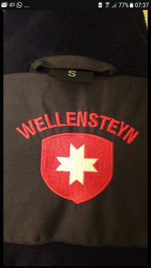 Wellensteyn Chaqueta larga marrón oscuro