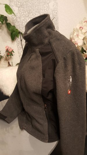 Wellensteyn Veste polaire noir-gris