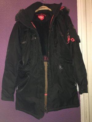 Wellensteyn Jacke in schwarz Gr.XL