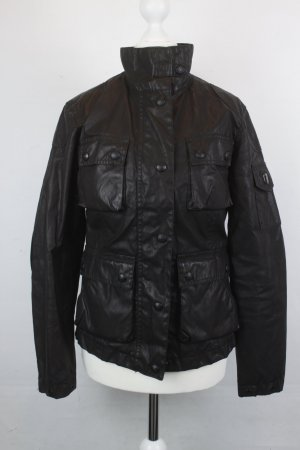 Wellensteyn Windbreaker black brown polyester
