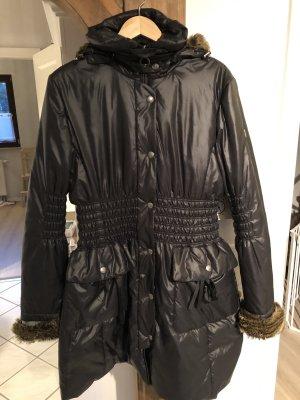 Wellensteyn Winterjas zwart-antraciet