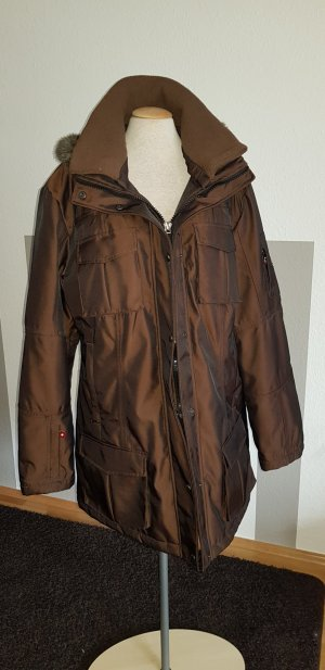 Wellensteyn Long Jacket brown
