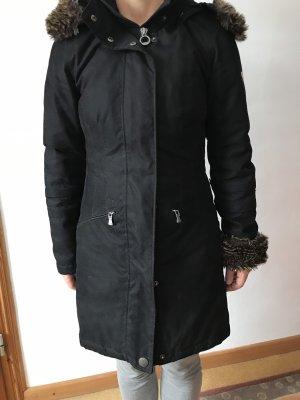 Wellensteyn Mantel XS/S schwarz