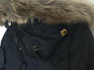 Wellensteyn Winter Jacket dark blue-blue polyamide