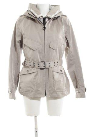 Wellensteyn Outdoor Jacket light grey casual look