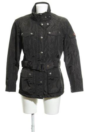 Wellensteyn Outdoor Jacket dark brown wet-look