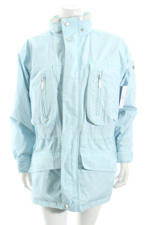 Wellensteyn Outdoorjacke hellblau sportlicher Stil