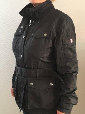 Wellensteyn Regenjas brons-zwart