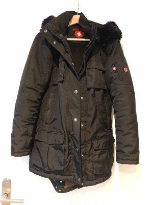 Wellensteyn Long Jacket black