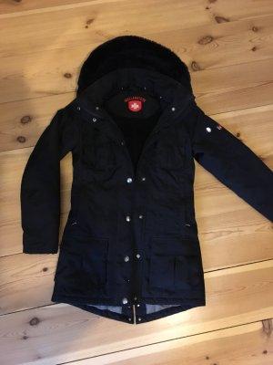 Wellensteyn Schneezauber Winterjacke schwarz