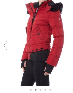 Wellensteyn Gewatteerd jack donkerrood-rood Polyester