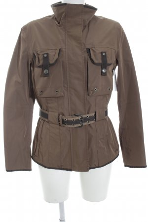 Wellensteyn Giacca mezza stagione marrone chiaro-marrone scuro stile casual