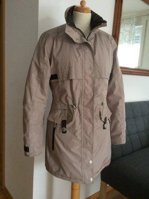 Wellensteyn Winter Jacke beige Größe S