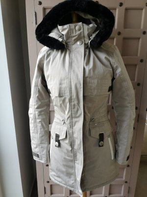 2019 Wellensteyn Seewolf Lady GolDoxAirRec Khaki Down Parka Real Down Filling Catfish Coats With Fur From Sportstrainers, $214.08 | DHgate.Com