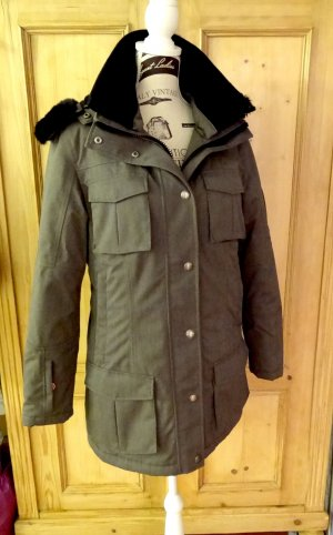 Wellensteyn Winter Jacket grey brown-grey mixture fibre