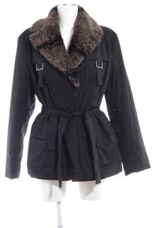 Wellensteyn Giacca invernale nero stile casual
