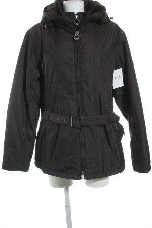 Wellensteyn Veste d'hiver noir style simple