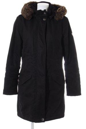 Wellensteyn Winter Coat black casual look