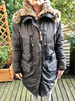 Wellensteyn Cappotto invernale nero