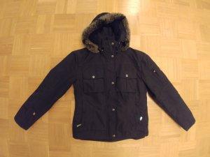 Wellensteyn Winterzauber Damenjacke schwarz Gr. M