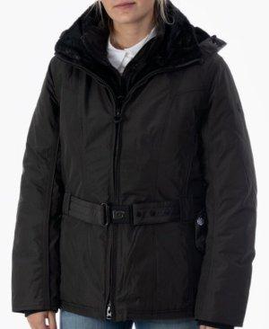 Wellensteyn Chaqueta de invierno negro