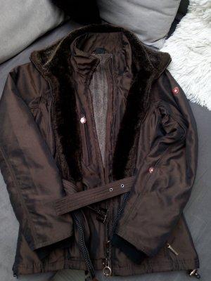 Wellensteyn Chaqueta de invierno marrón